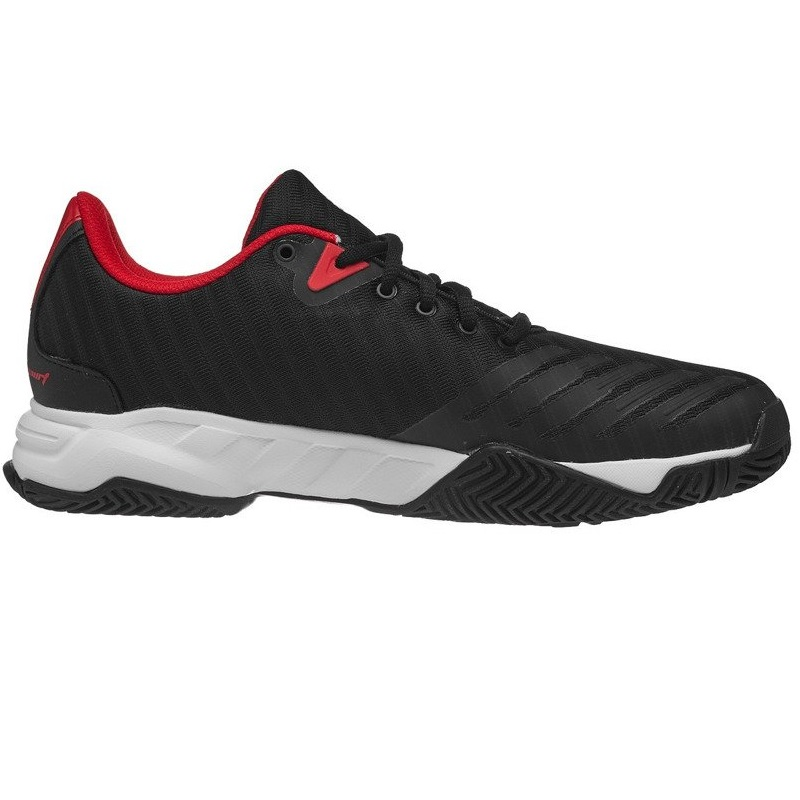 Adidas Barricade Court 3 blackwhitered
